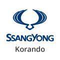 Abgasrohr SsangYong Korando