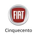 Abgasrohr Fiat Cinquecento