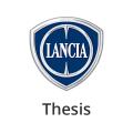 Katalysator Lancia Thesis