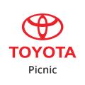 Abgasrohr Toyota Picnic