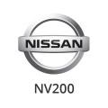Partikelfilter Nissan NV200