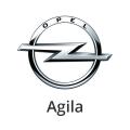 Partikelfilter Opel Agila