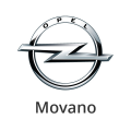 Partikelfilter Opel Movano