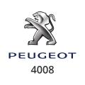Partikelfilter Peugeot 4008