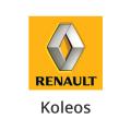 Partikelfilter Renault Koleos