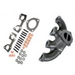 Krümmer Citroen AX BX Berlingo C15 Saxo Xsara Xsara Picasso ZX Peugeot 106 205 206 306 309 405 Partner [879911]