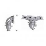 Katalysator Citroen C4 C5 Peugeot 307 308 407 [350100]
