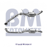 Partikelfilter Mercedes-Benz A-Klasse B-Klasse [BM11115]