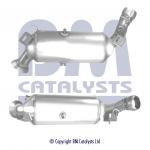 Partikelfilter Mercedes-Benz C-Klasse [BM11202HP]