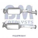Partikelfilter Volvo C30 C70 S40 V50 [BM11208]