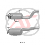 Partikelfilter Porsche Cayenne [FD1049]