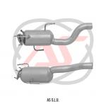 Partikelfilter Porsche Cayenne [FD1049Q]