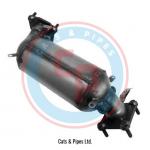 Partikelfilter Honda Civic [HAF018]
