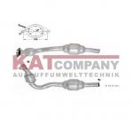 Katalysator Citroen C8 Jumpy Fiat Scudo Ulysse Lancia Phedra Peugeot 807 Expert [350130]
