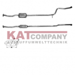 Katalysator Citroen Saxo Peugeot 106 [15048X]