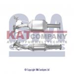 Partikelfilter Volvo S80 V70 XC60 XC70 [BM11090]