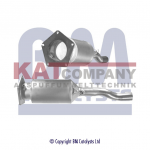 Partikelfilter Seat Alhambra Volkswagen Sharan [BM11130]