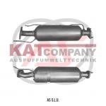 Partikelfilter Hyundai Sonata Kia Carens Joice [FD5008]