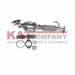 Katalysator Ford C-MAX Focus [180190]