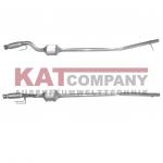 Katalysator Citroen C8 Jumpy Peugeot 807 Expert [150090]