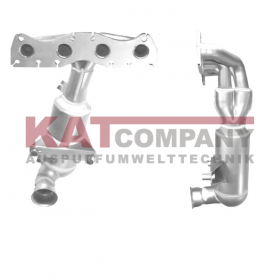 Katalysator Citroen Berlingo C3 C4 C5 DS3 DS4 [159075]